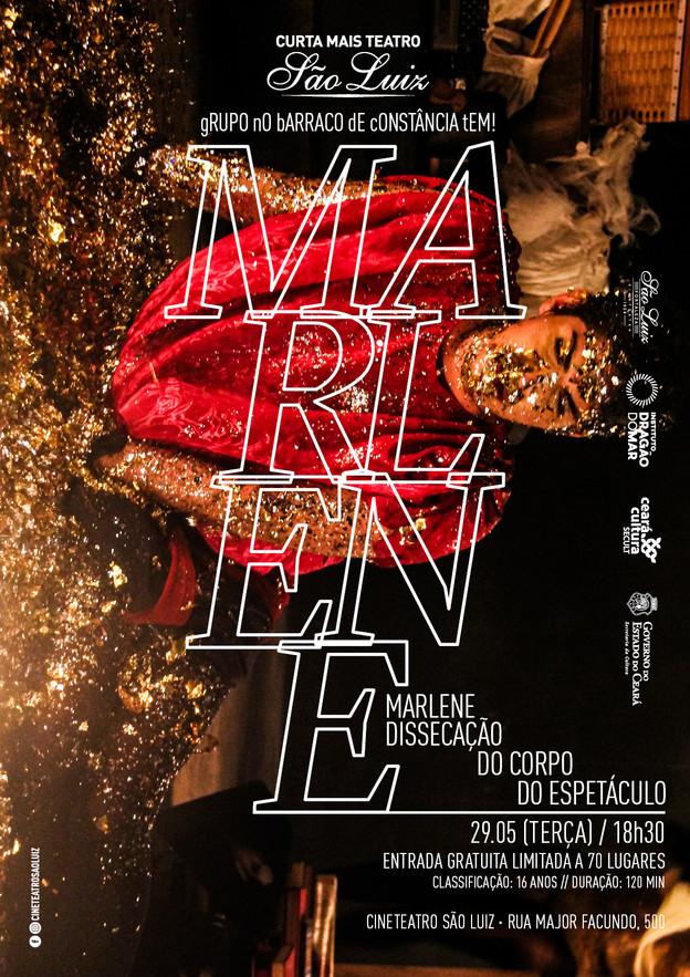 No Barraco de Constância Tem - Marlene (2018)