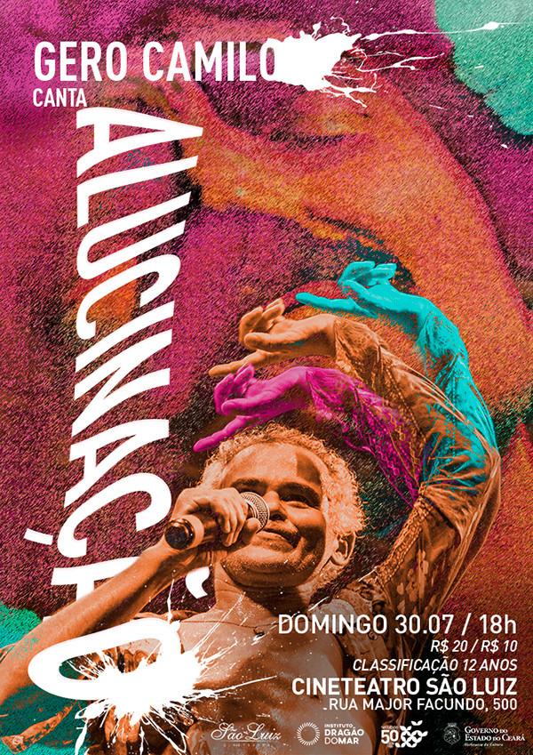 Gero Camilo canta Alucinação (2017)