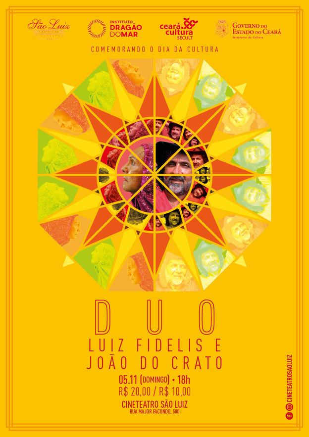 DUO - Luiz Fidelis e João do Crato (2017)