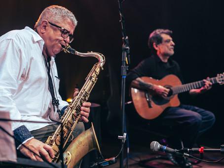 A música instrumental de Márcio Resende é destaque no 'dentro do som'