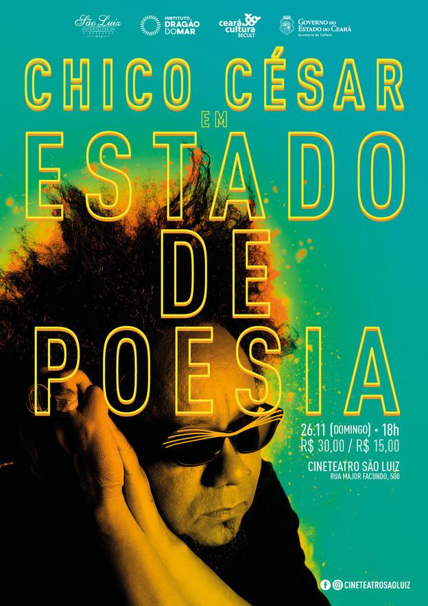 Chico César - Estado de Poesia (2017)