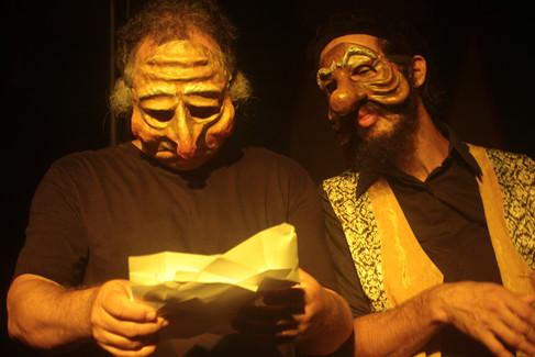 Os velhos da peça