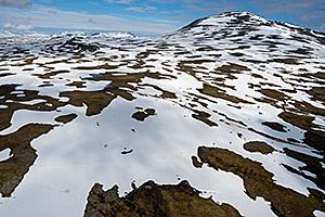 Aerial of Pajelanta Nationalpark. Photo by Johan Hammar