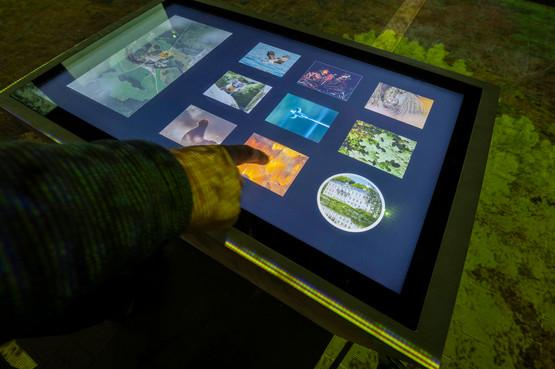 Interaktiv utställning