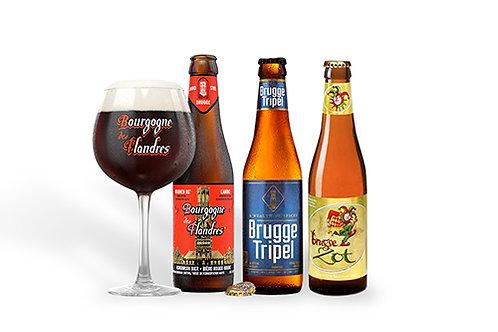 West-Vlaamse biertjes Aperobox
