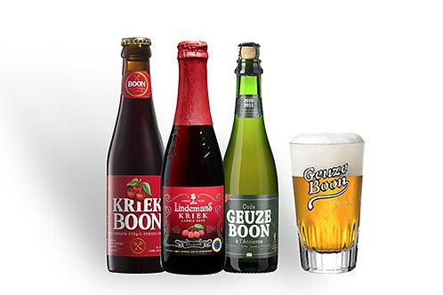 Vlaams-Brabantse biertjes Aperobox