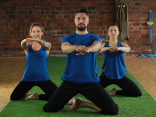 Mobility als propriozeptives Training