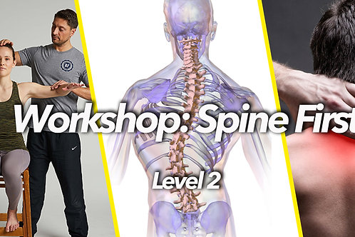 Spine First - Level 2