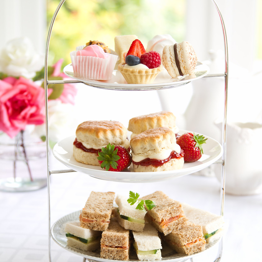 Pause for a Cause Morning, Lunch & Afternoon Tea