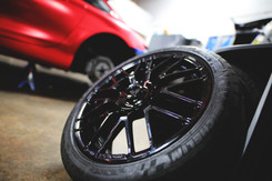 Wheels and Brakes