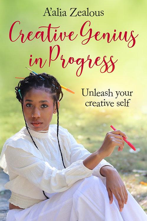 Creative Genius in Progress (Ebook version)