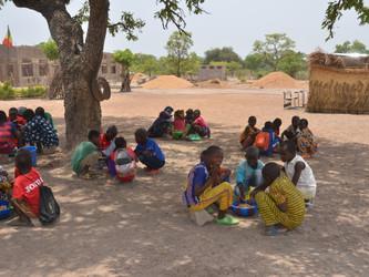 Mejora la salud de los niños de Kanso gracias a la cantina escolar