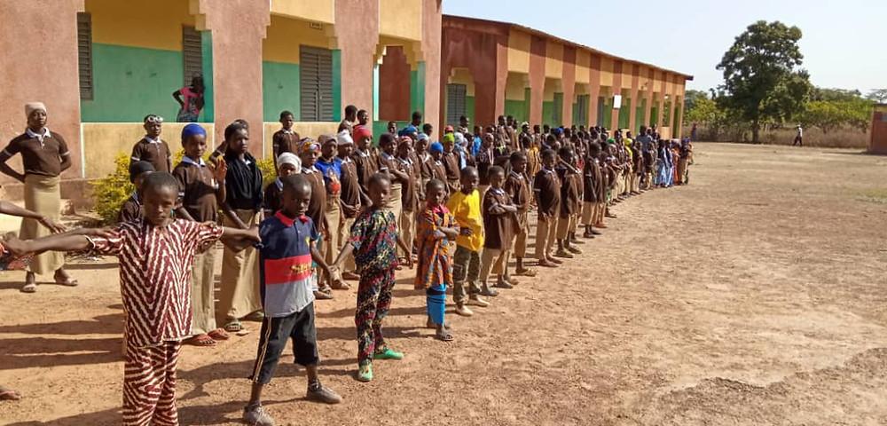 Haz clic para ver más fotos de la escuela de Kanso