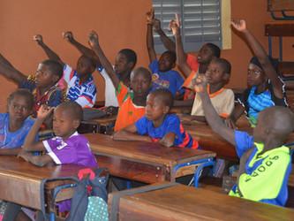 Inaugurado el curso escolar en Kanso