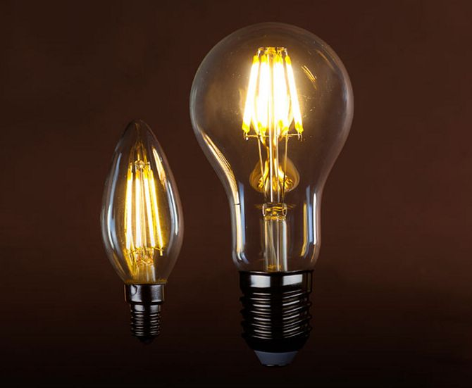 Pack de bombillas A++LED GEENI