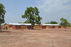 Las viviendas de los profesores