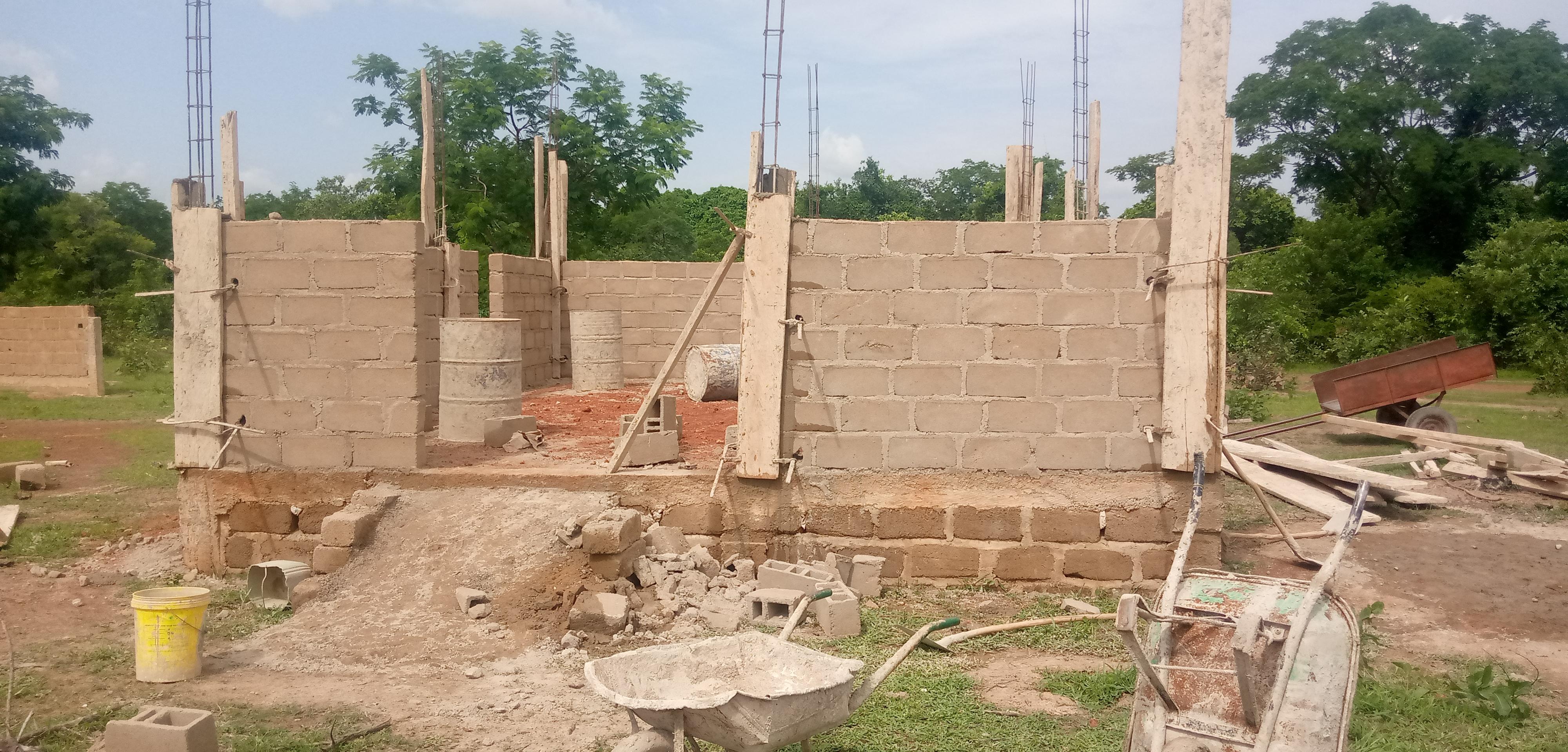 Construyendo el almacén