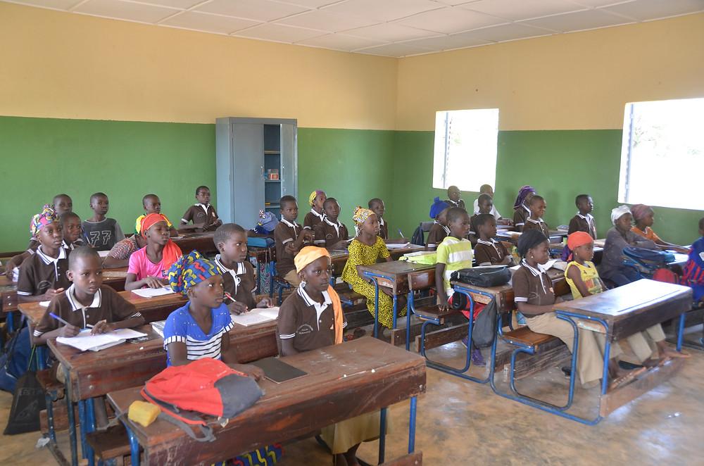 Haz clic para ver más fotos de la escuela