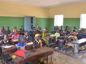 Iniciado el curso escolar en Kanso