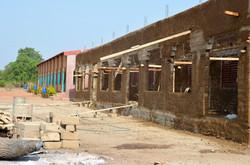 Construyendo el segundo edificio
