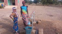 Agua corriente para la escuela