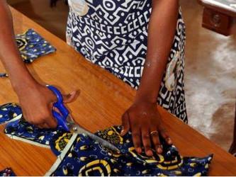 Fondos recaudados para el proyecto de empleo para las mujeres