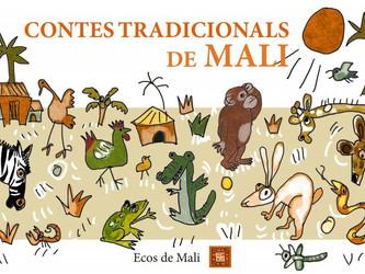 Nuestro libro solidario para Sant Jordi: cuentos tradicionales de Mali