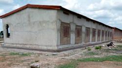 Segundo edificio casi terminado
