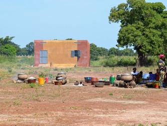 La cantina escolar de Kanso ya dispone de un almacén