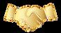 golden-handshake-icon-vector-19999968_ed