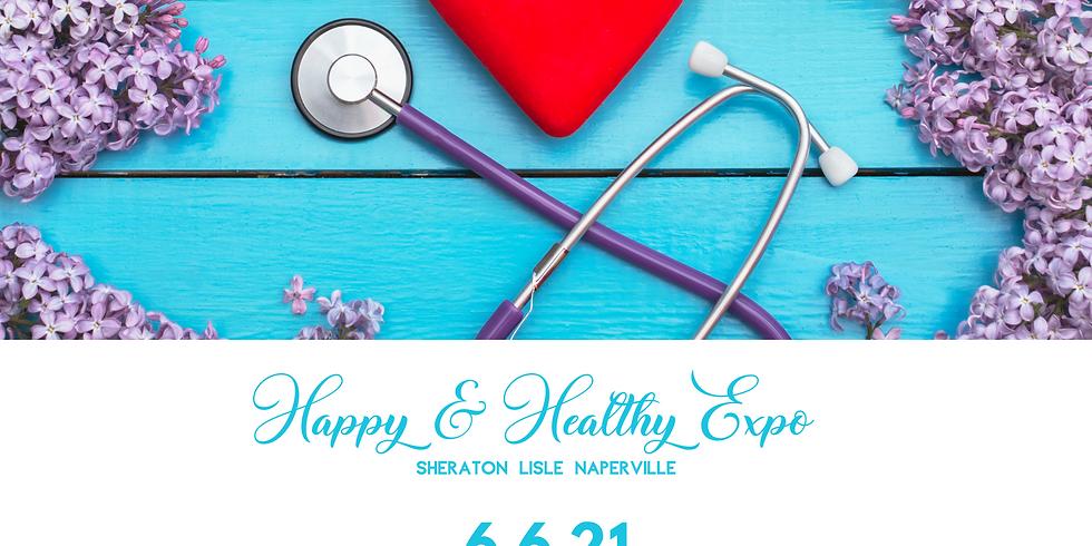 4th Annual Happy & Healthy Expo