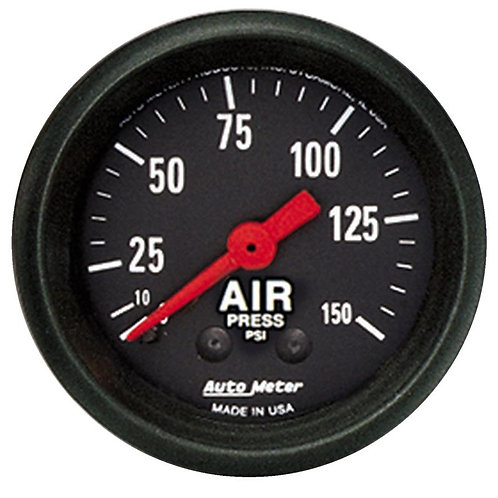 AUTO METER 2620 Z-SERIES AIR PRESSURE GAUGE