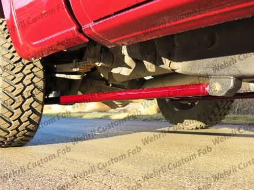 Traction Bar Kits - Wehri Custom Fab