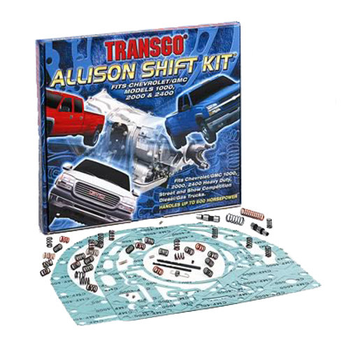 TransGo SK Allison Shift Kit 5SPD