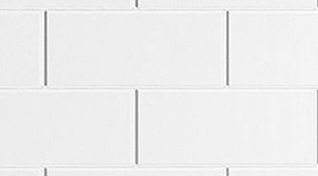 Classic Brick White