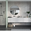 Thumbnail: Silver Grey Marble Scandinavian Tile Effect