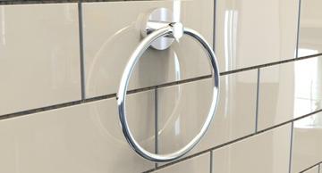 Waterbury towel ring