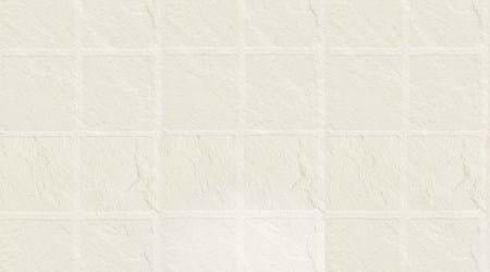 Embossed White Slate Large Matte