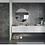 Thumbnail: Black Marble Scandinavian Tile Effect