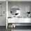 Thumbnail: Cracked Cement Industrial Scandinavian Tile Effect