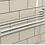 Thumbnail: Waterbury double towel rack