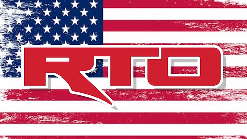 RTO Flag Single Sided