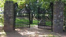 Steel Gates vs Wooden Gates