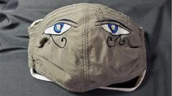 """Custom """"Pharaoh Eyes"""""""