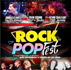 ROCK TO POP World Tour 2021/22
