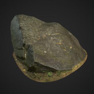 Photogrammetry Rock