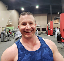 Brant Mcmeans personal trainer Lubbock Z