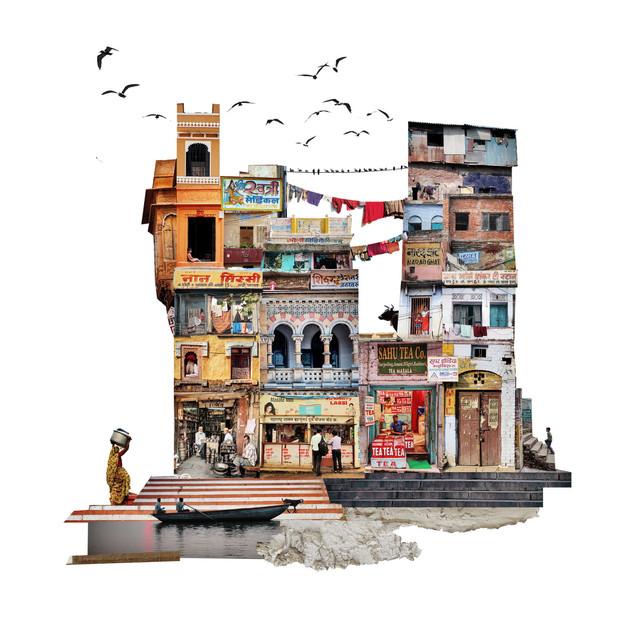 Francesca Sacco - India