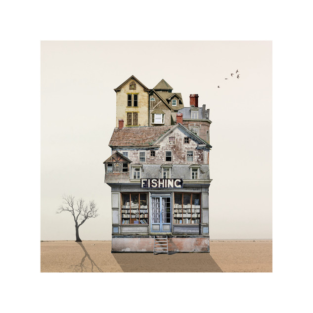 Francesca Sacco - Haunted House