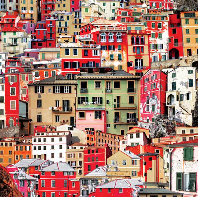Vertical Town
